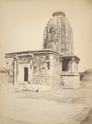 Temple at Deo, Gya, from the west